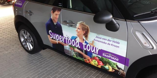 Superfood tour campagne